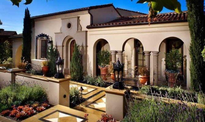 Mediterranean Home Plans Designs