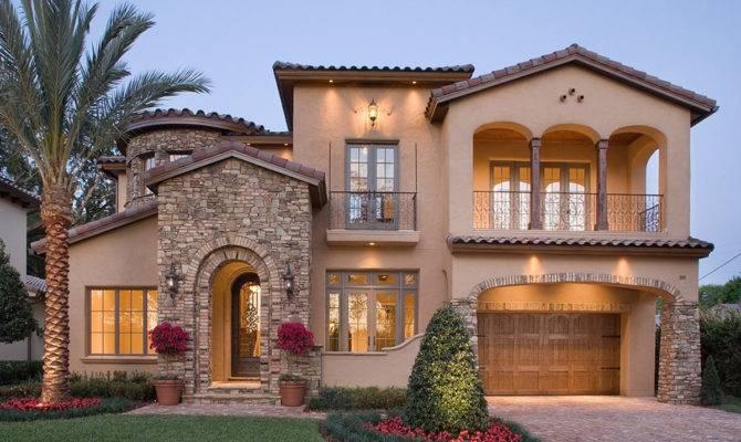 Mediterranean House Plans Architectural Designs