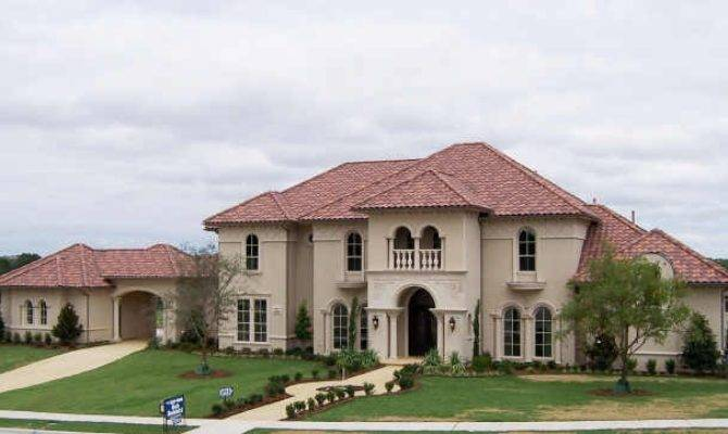 Mediterranean House Plans Porte Cochere Home Deco