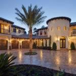 Mediterranean Mega Mansion Luxury Dream Estate Sale