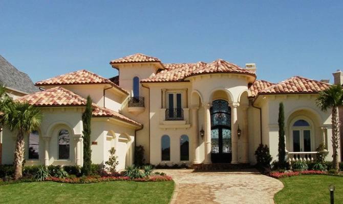 Mediterranean Style Custom Home Builder Avida