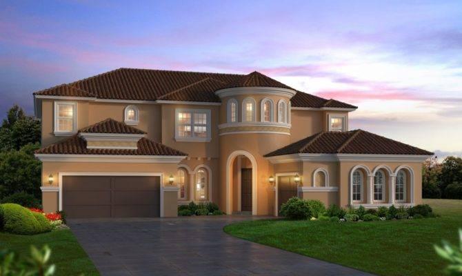 Mediterranean Style Homes Tampa Home Design