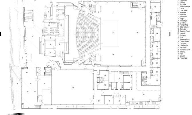 Melbourne Recital Centre Theatre Company Openbuildings