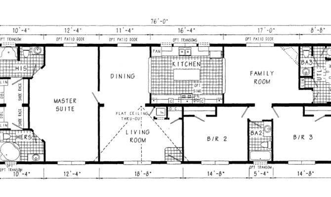 Metal Building House Plans Floor