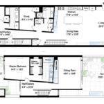 Metal Buildings Living Quarters Floor Plans Included