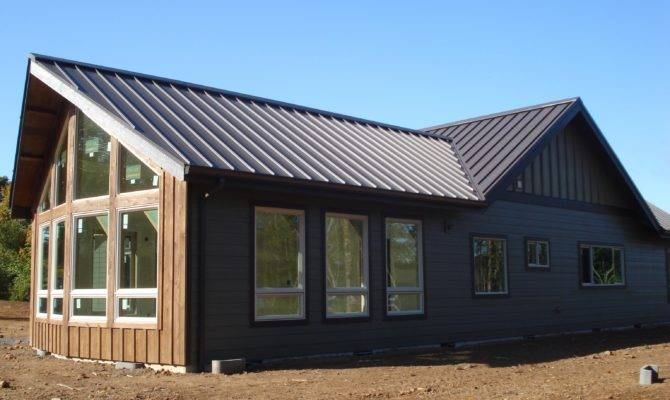 Metal Roof Home Plans