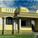 Meter One Floor House Design Kerala Home Plans