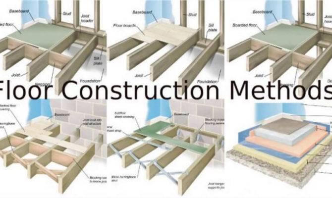 Methods Concrete Floor Construction Thefloors
