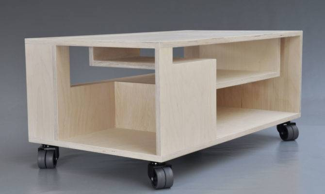 Meubel Klein Wielen Multiplex Design Origineel