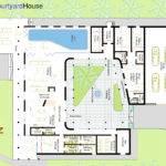 Mexican Beach House Floor Plans Thefloors