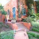 Mexican Courtyard Courtyards Pinterest