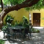 Mexican Courtyard Nuestra Casa Pinterest