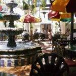 Mexican Courtyard Yard Envy Pinterest