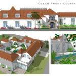 Mexican Hacienda House Plans Spanish Style Courtyard