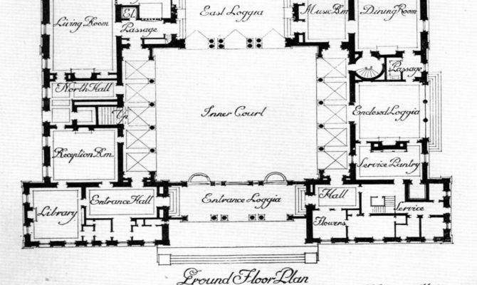 Mexican Hacienda Style House Plans Second Sun