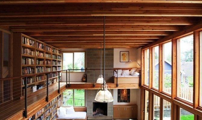 Mezzanine Architecture Home Design