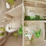 Micro Housing Students Tengbom Architects