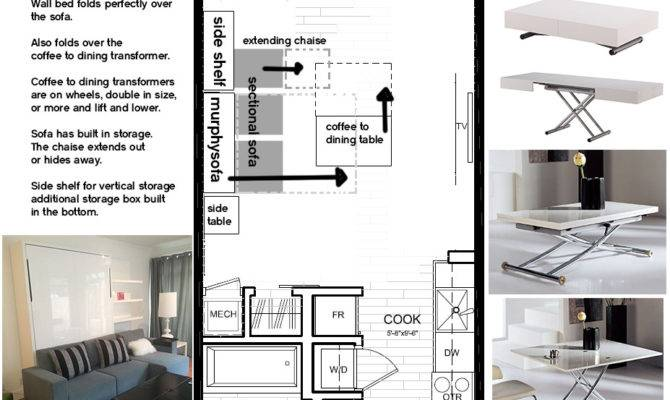 Micro Loft Layout Ideas Expand Furniture