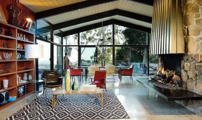 Mid Century House Native Son Design Studio Homeadore