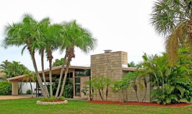 Mid Century Modern Home Plans House