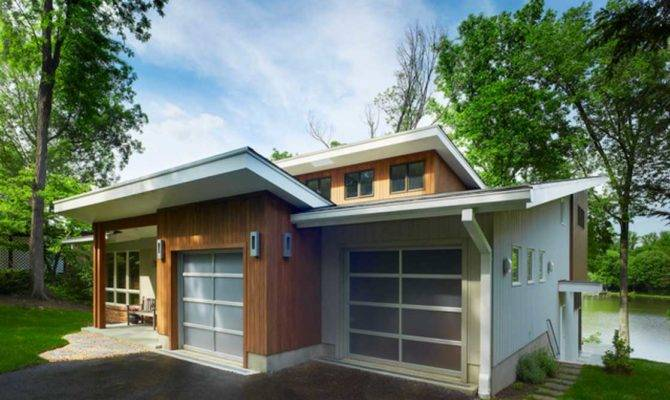Mid Century Modern House Colors Exterior