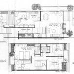 Mid Century Modern House Floor Plan