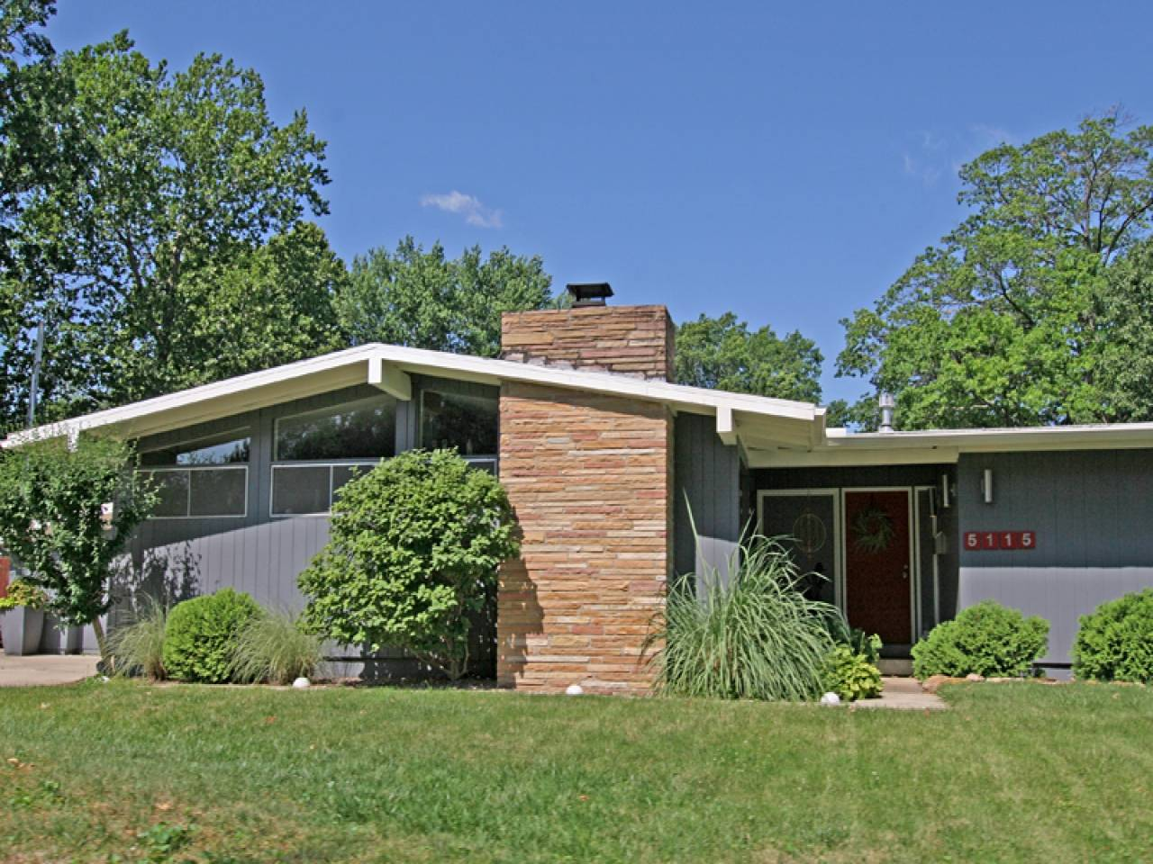 modern ranch home - HD1280×960