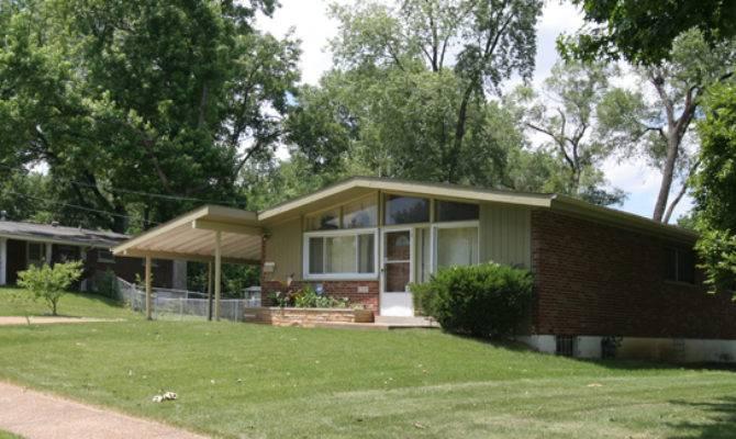Mid Century Modern Ranch