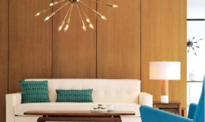 Mid Century Modern Style Light Fixtures