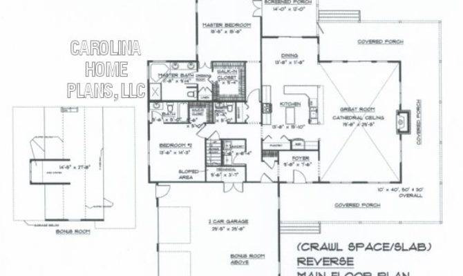 Midsize Country Cottage House Plan Chp