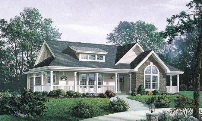 Midwest Style House Plans Plan
