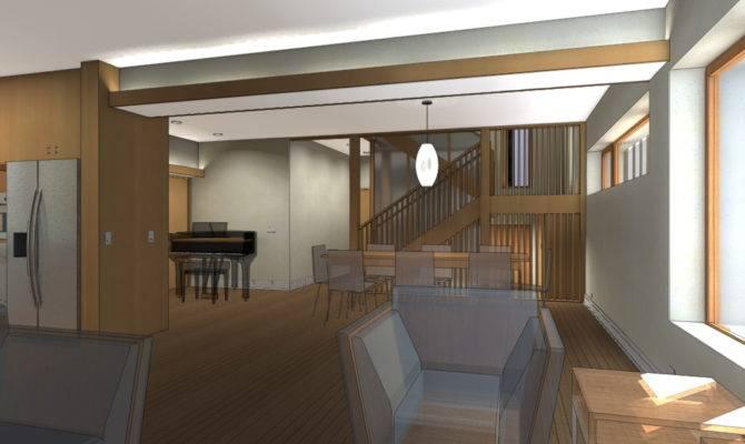 Midwestern Sustainable Design Interior Renderings