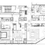 Million Dollar Plus Remodel Multi Floor Plan