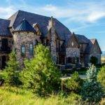Million English Tudor Style Brick Stone Mansion Littleton