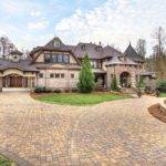 Million French Country Mansion Weddington