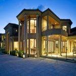 Million Luxury Home Mansions Panoramic Mansion Plans