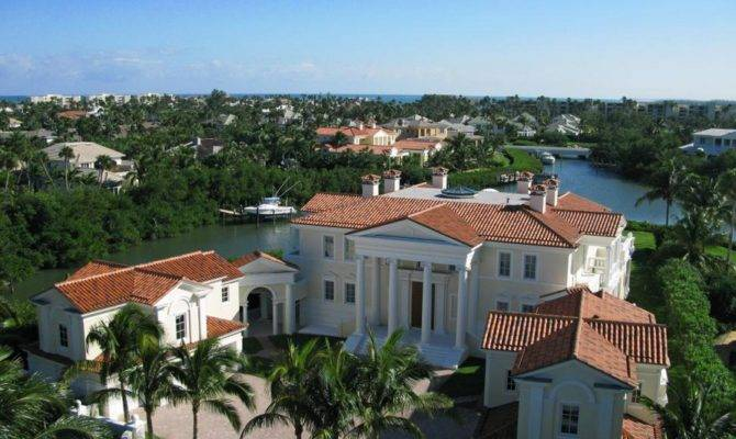 Million Newly Built Palladian Style Waterfront
