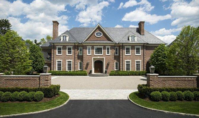 Million Newly Listed Georgian Colonial Mansion