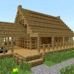Minecraft Build Little Wooden House Youtube