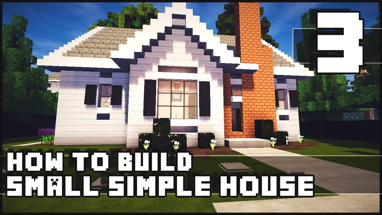 minecraft house ideas small