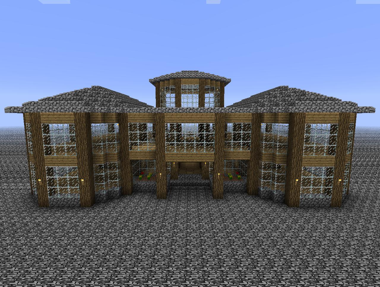 Home Architec Ideas Best Home Design For Minecraft