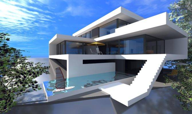 Minecraft Modern House Landscaping Tutorial Youtube