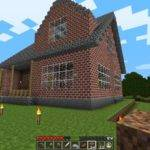 Minecraft Stone Brick House Build Ideas Design