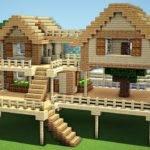 Minecraft Survival House Tutorial Build