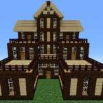 Minecraft Tutorial Make Wooden House Youtube
