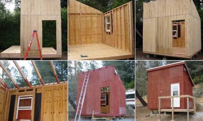 Mini Cabin Plans