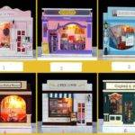 Miniature Dollhouse Furniture Plans Diy Woodworking Projects