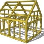 Minimal Mansion Timber Frame Tiny House