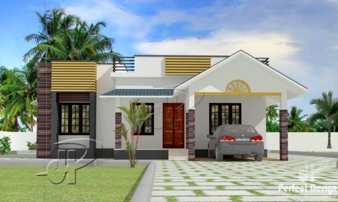 Minimalist Single Storey House Design Amazing