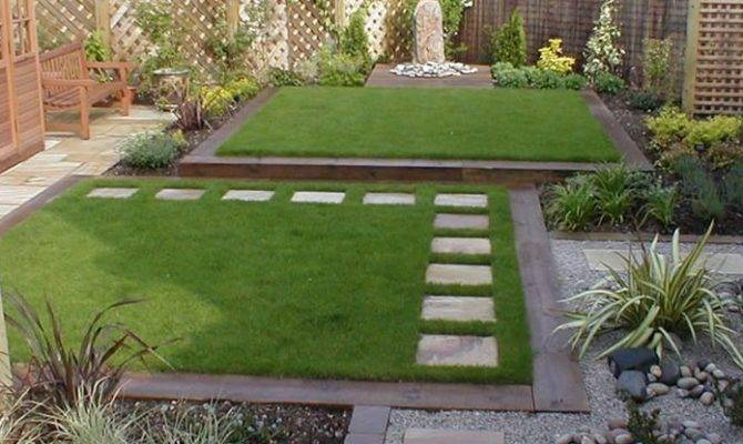 Minimalist Small Home Garden Design Idea Ideas